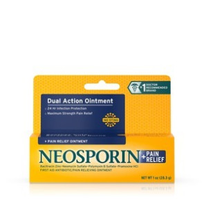 Neosporin® + Pain Relief Maximum Strength, 1 Oz