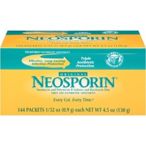 Neosporin® Original Packets, 144/Box