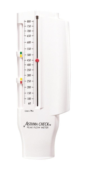 Asthma Check Peak Flow Meter