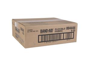 """J&J 1"""" x 3"""" Flexible Fabric Bandages, 12 Boxes/Case"""