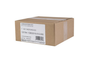 """1"""" x 3"""" Economy Sheer Bandages, 12 Boxes/Case"""