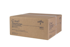 "3/4"" x 3"" Curad Plastic Bandages, 12 Boxes/Case"