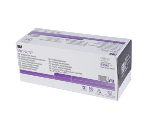 "3M™ Sterile 1/8"" x 3"" Steri-Strip™, 1 Box (50 packs of 5)"