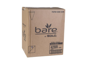 Solo 4 1/4 Oz Cone Cups, 5000/Case