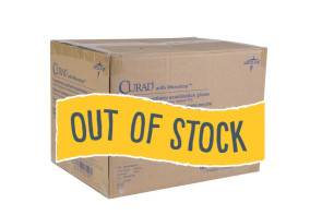 (Out of Stock) Large Curad Stretch Vinyl Gloves, 10 Boxes/Cs