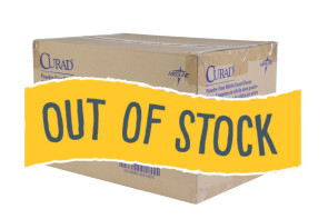 (Out of Stock) Small Curad Nitrile Gloves, 10 Boxes/Case