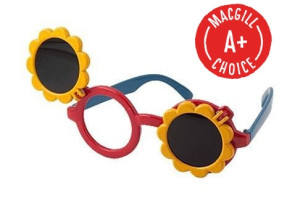 Sunflower Occluder Glasses