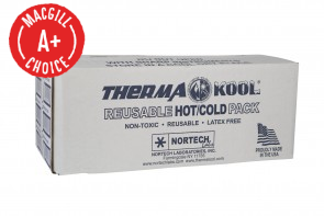 "4"" x 6"" Therma-Kool Reusable Cold/Hot Packs, 100/Case"