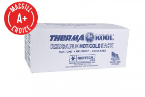 "6"" x 9"" Therma-Kool Reusable Cold/Hot Packs, 30/Case"
