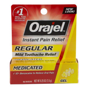 Orajel® 1/4 oz Tube