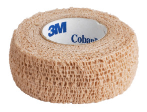 "Coban 1"" x 5 Yds Self-Adherent Wrap"
