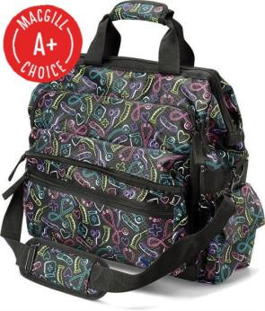 Nurse Mates® Ultimate Nursing Bag, Medical Pattern