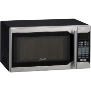 Avanti Stainless Steel Countertop Microwave