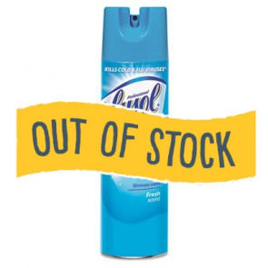 (Out of Stock) Lysol® Spray Fresh Scent, 19 oz.
