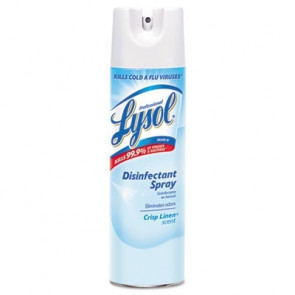 Lysol® Disinfectant Spray Crisp Linen, 19 oz.