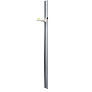 Health o meter® High Strength Wall-Mounted Height Rod