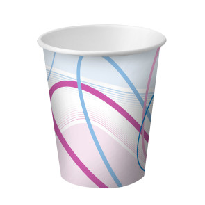 Economy 5 Oz. Paper Cups, 100/Tube
