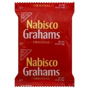 Nabisco Graham Crackers 2/Pack, 200 per Case