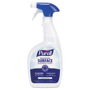 Purell® Foodservice Healthcare Disinfectant, 32 Oz Spray