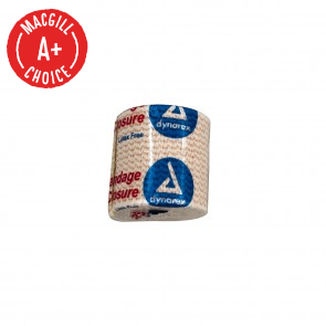 "2"" x 5 Yds Economy Elastic Bandage with Self Closure"