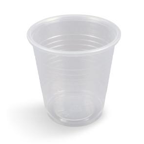 Economy Clear 3 Oz Plastic Cups, 2500 per Case