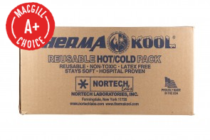 "10"" x 15"" Therma-Kool Reusable Gel Pack, Case of 6"