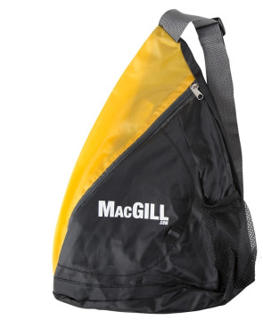 MacGill Sling Backpack, Yellow