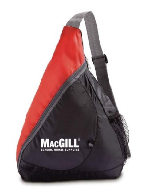 MacGill Sling Backpack, Red