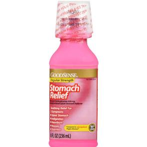 Stomach Relief Liquid, Generic 8 oz