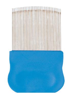 Long Pin Lice Comb, Metal