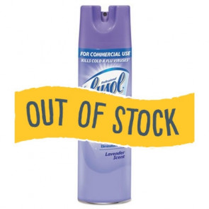 (Out of Stock) Lysol® Spray Lavender Scent 19 oz.