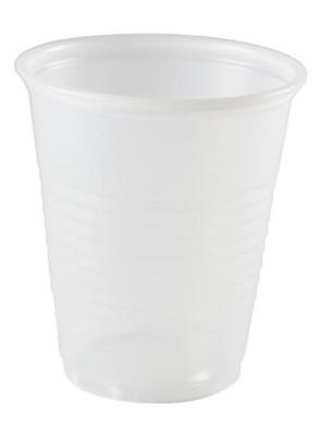 Economy Clear 5 oz Plastic Cups, 2500 per Case