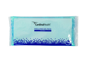 "Reusable Cardinal Health 4.5"" x 10.5"" Cold/Hot Pack"