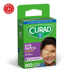Curad® Eye Patch, 20/Box
