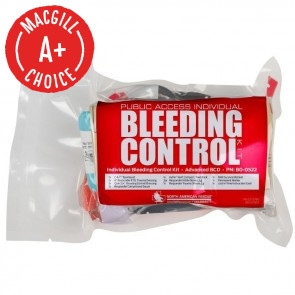 NAR Individual Bleeding Control Kit, Advanced BCD, Vacuum