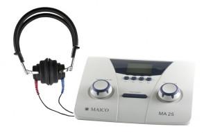 Maico 25E Audiometer