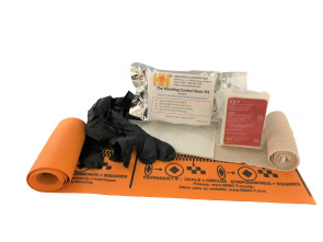H & H Medical Basic Bleeding Control Kit