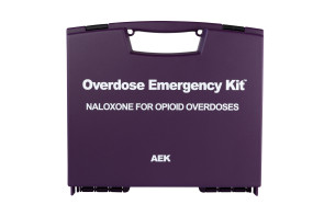 Overdose Emergency Kit Cabinet, Economy