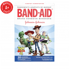 Band-Aid® Disney Toy Story Assorted Bandages, 20/Box