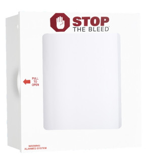 HeartStation Stop the Bleed Wall Cabinet