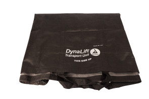 "Dynarex DynaLift Transport Unit, 40"" x 80"", Black"