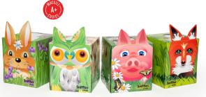 Sniffles® Pals Facial Tissue, 75 per Box