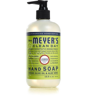 Mrs. Meyer's® Clean Day Liquid Hand Soap, 12.5 Oz, Lemon