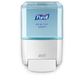 Purell® ES4 Push Soap Dispenser, White