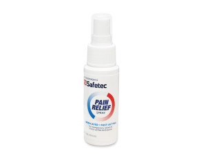 Safetec Pain Relief Spray, 2oz.