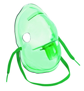 Adult Mask for Veridian Nebulizers