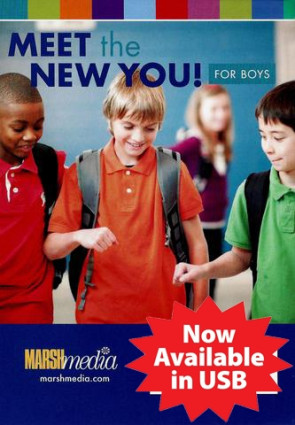 Meet the New You! For Boys USB