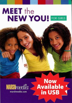 Meet the New You! For Girls USB