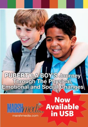 Puberty: A Boy's Journey USB