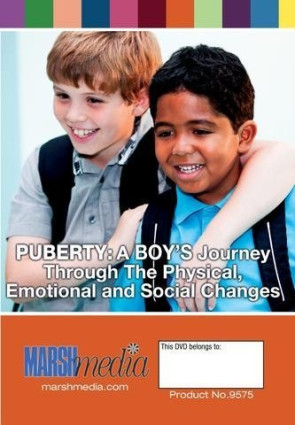 Puberty: A Boy's Journey DVD